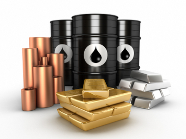 oro argento petrolio